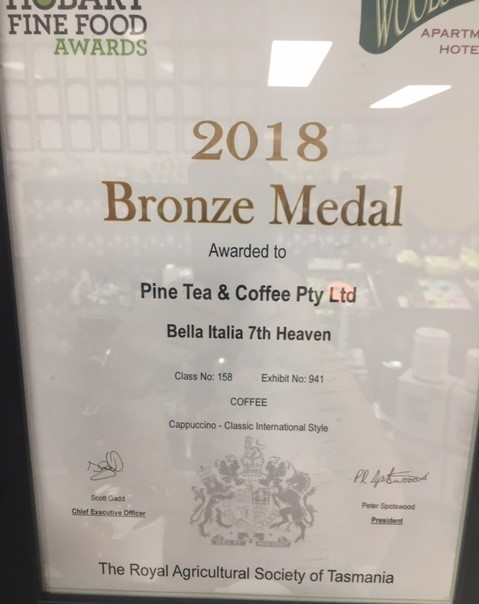 Pine Tea and Coffee