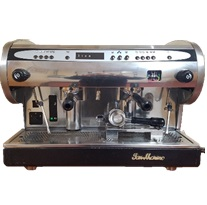 Used** San Marino Lisa 2 Group Coffee Machine