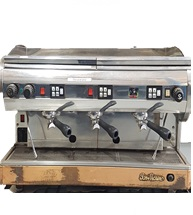 Used** San Marino Lisa 3 Group Coffee Machine