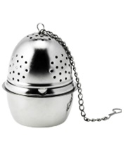 Tea Infuser Egg w Tray