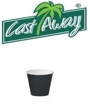 4oz Takeaway Paper Cups Carton 1000 Cups