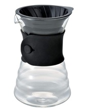 Hario V60 Drip Decanter 02 - Black 700ml