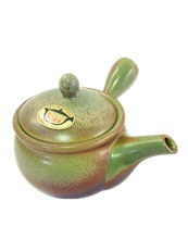 Tea Pot Japanese Green