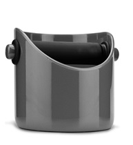 Knock Box For Coffee Grounds - Grey