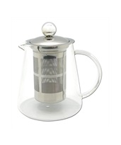 Glass Teapot ORCHID 400ml - SALE