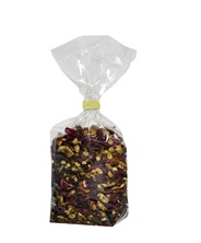 Clear Bags 100g Round Base