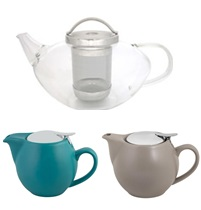 Teapots and Brewing