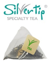 China Jasmine Organic Pyramid Teabags