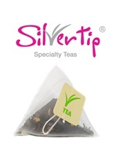 Punjabi Chai® With Tea Flowers Pyramid Teabags