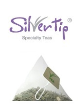 7th Heaven® Lemongrass & Ginger Organic Pyramid Teabags