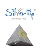 Rose Grey® Pyramid Teabags 25 Leaf Bags Silver Medal